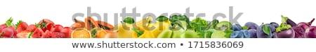 colorido · fresco · frutas · verão · legumes · comida - foto stock © barbaraneveu