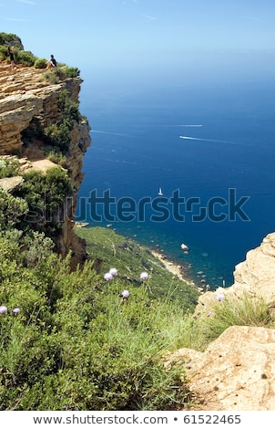 View of Marseille, southern France Stock photo © lightpoet