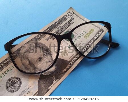 lens case on american dollar stock photo © andreypopov