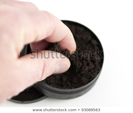 Pinch of Tobacco Stock photo © HASLOO