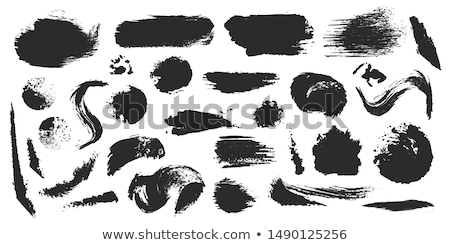 Stock photo: dirty grunge texture made with watercolors