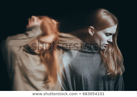 Mental Illness Violence Stock photo © Lightsource