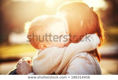 матери ребенка ходьбы парка семьи Сток-фото © ElenaBatkova