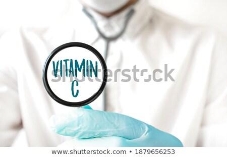 Egészségügy orvosi női orvos kéz tart Stock fotó © Freedomz