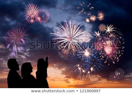 Fourth Of July Celebration Stock photo © AndreyPopov