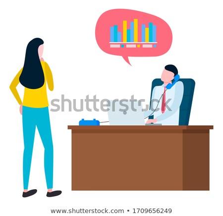 女性 クレジットカード 金融 コンサルタント 銀行 ストックフォト © robuart