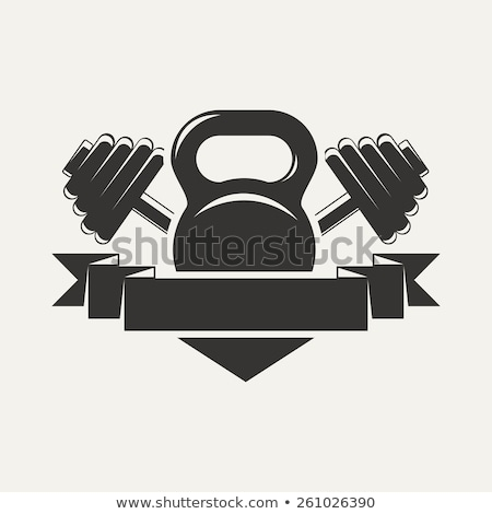 Boxing and weightlifting Stock photo © photography33