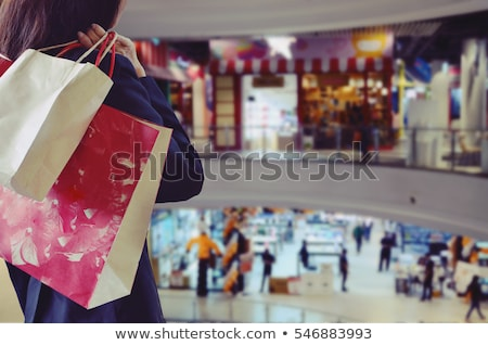 In the shopping mall Stock photo © Spectral
