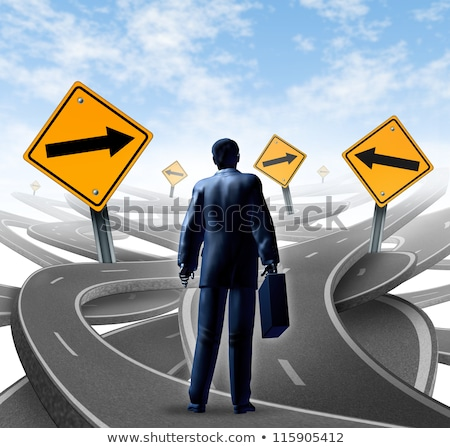 Strategic Journey Stock photo © Lightsource