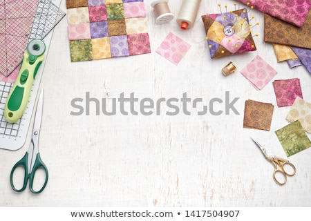 Quilts Stock photo © zzve