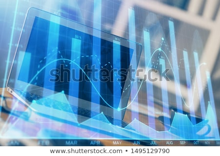 grafik · grafik · siyah · düğmeler · ayarlamak · infographics - stok fotoğraf © timurock