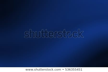 Stock photo: abstract curve navy blue background