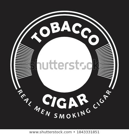 シガー · 灰皿 · ウイスキー · ビジネス · 煙 · バー - ストックフォト © eh-point