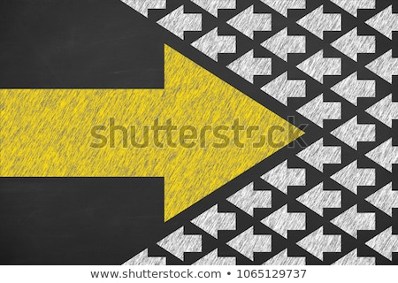 growth direction choice stock photo © lightsource