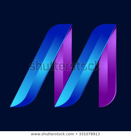 Multiply Sign Purple Vector Icon Design Stock photo © rizwanali3d