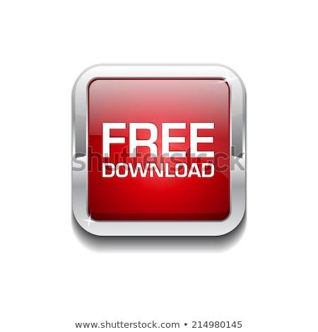 Libero download lucido lucido vettore Foto d'archivio © rizwanali3d