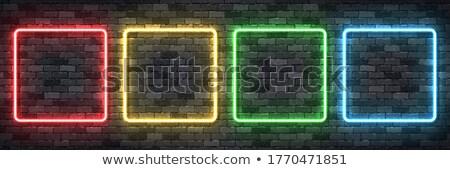 Stonewall frame Stock photo © bluering