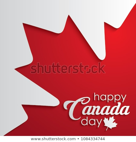 1st july canada day background Stock photo © SArts