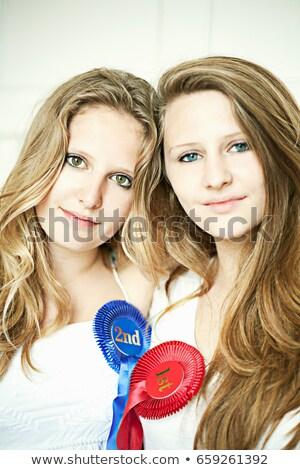 Premio belleza adolescente Foto stock © IS2