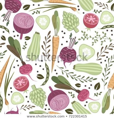 Zucchini Vektor Gemüse Textur Natur Stock foto © popaukropa