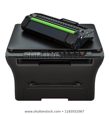 copier set Stock photo © Mark01987