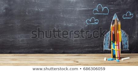 school grade Stock photo © devon