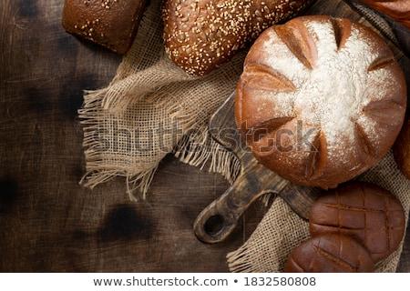 小麦 · パン · 穀物 · 耳 · 卵 · 穀類 - ストックフォト © stevanovicigor