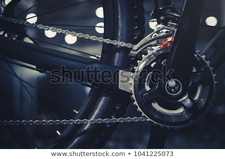 gear shift derailleur Stock photo © photohome