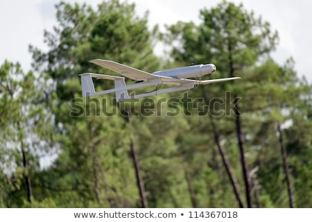 army drone plane Stock photo © smithore