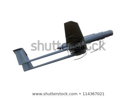 UAV army modern plane Stock photo © smithore