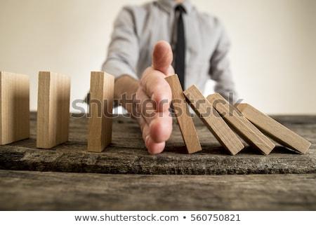 onschuldige · manager · knap · zakenman · business · haren - stockfoto © photography33