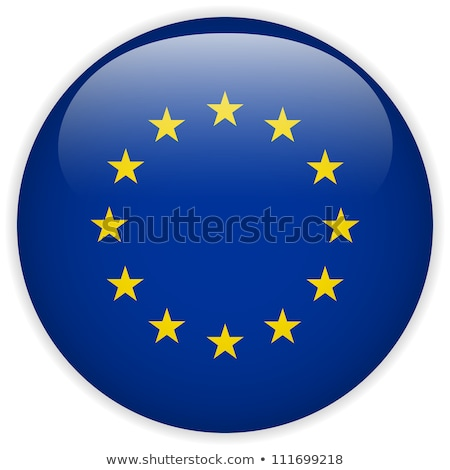 набор · Кнопки · европейский · Союза - Сток-фото © flogel