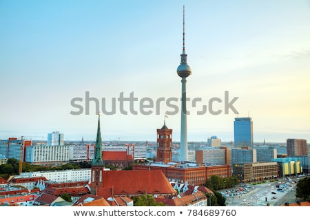 Berliner Dom overview Stock photo © AndreyKr