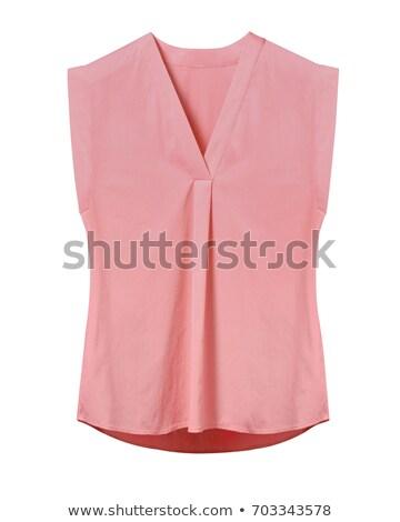 Sleeveless blouse Stock photo © gsermek