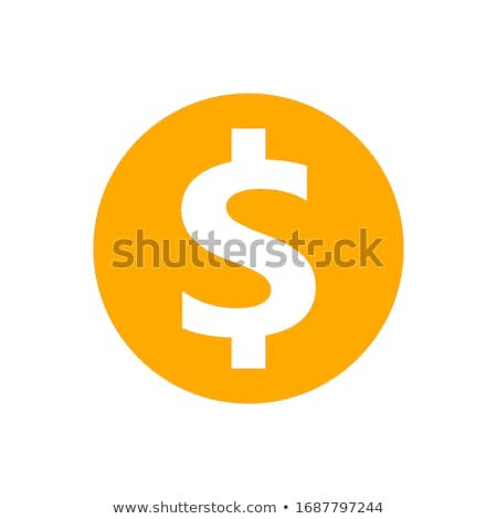 Donate Yellow Vector Icon Button Stock photo © rizwanali3d