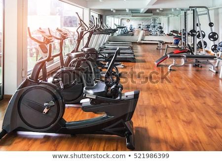 fitness · ferramentas · crossfit · ginásio · peso · lazer - foto stock © paha_l