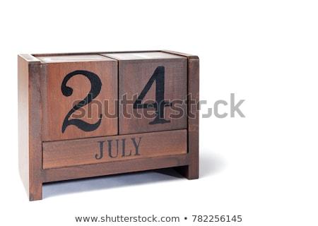24th July Stock photo © Oakozhan