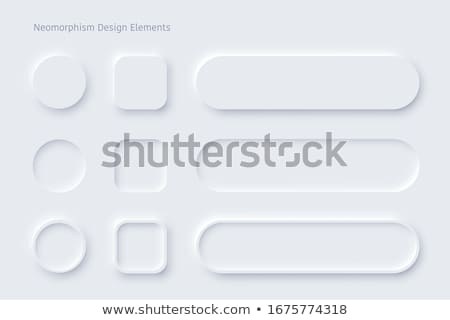 Buttons with graphs Stock photo © bluering