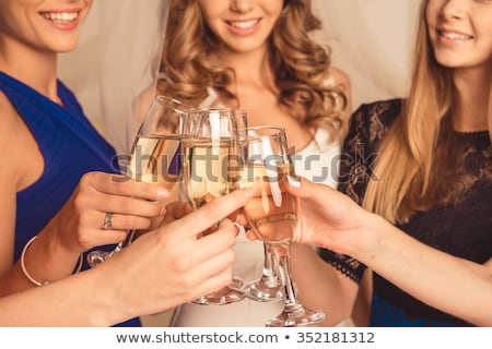 familie · groep · bruiloft · liefde · man · vrouwen - stockfoto © is2