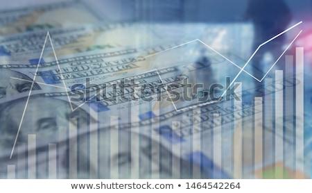 u.s. financial profits Stock photo © illustrart