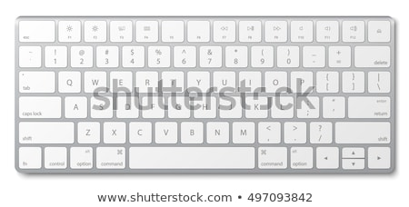 key board buttons Stock photo © get4net