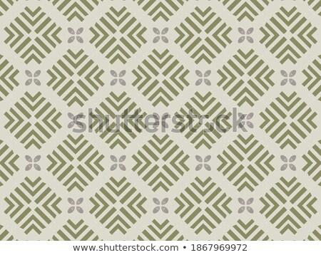 Iranian Decorative Ceramic Tiles Stock photo © boggy
