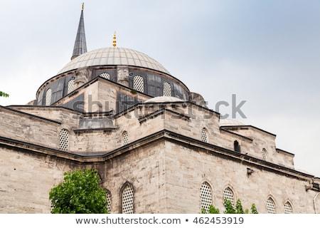 モスク イスタンブール 古い トルコ インテリア ウィンドウ ストックフォト © borisb17