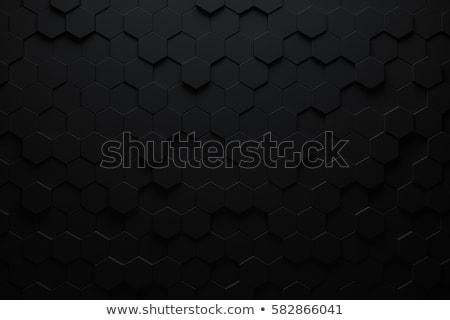 noir · modèle · design · résumé · industrie - photo stock © SArts