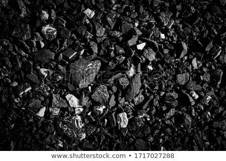 Black Coal Background Stock photo © ThreeArt