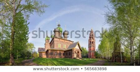 St. John the Baptist Church, Yaroslavl Stock photo © borisb17