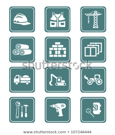 Transportation icons | TEAL series Stock photo © sahua