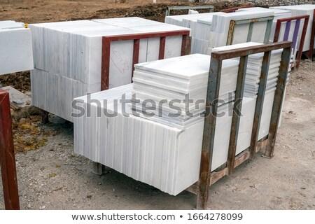 Pile of Pallets Stock photo © JohanH