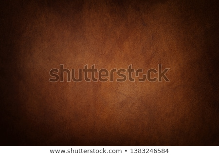 Closeup of rough brown background   Stock photo © tarczas