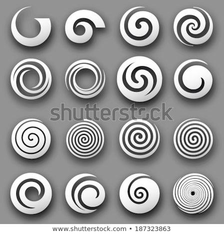 two spirals stock photo © marinini